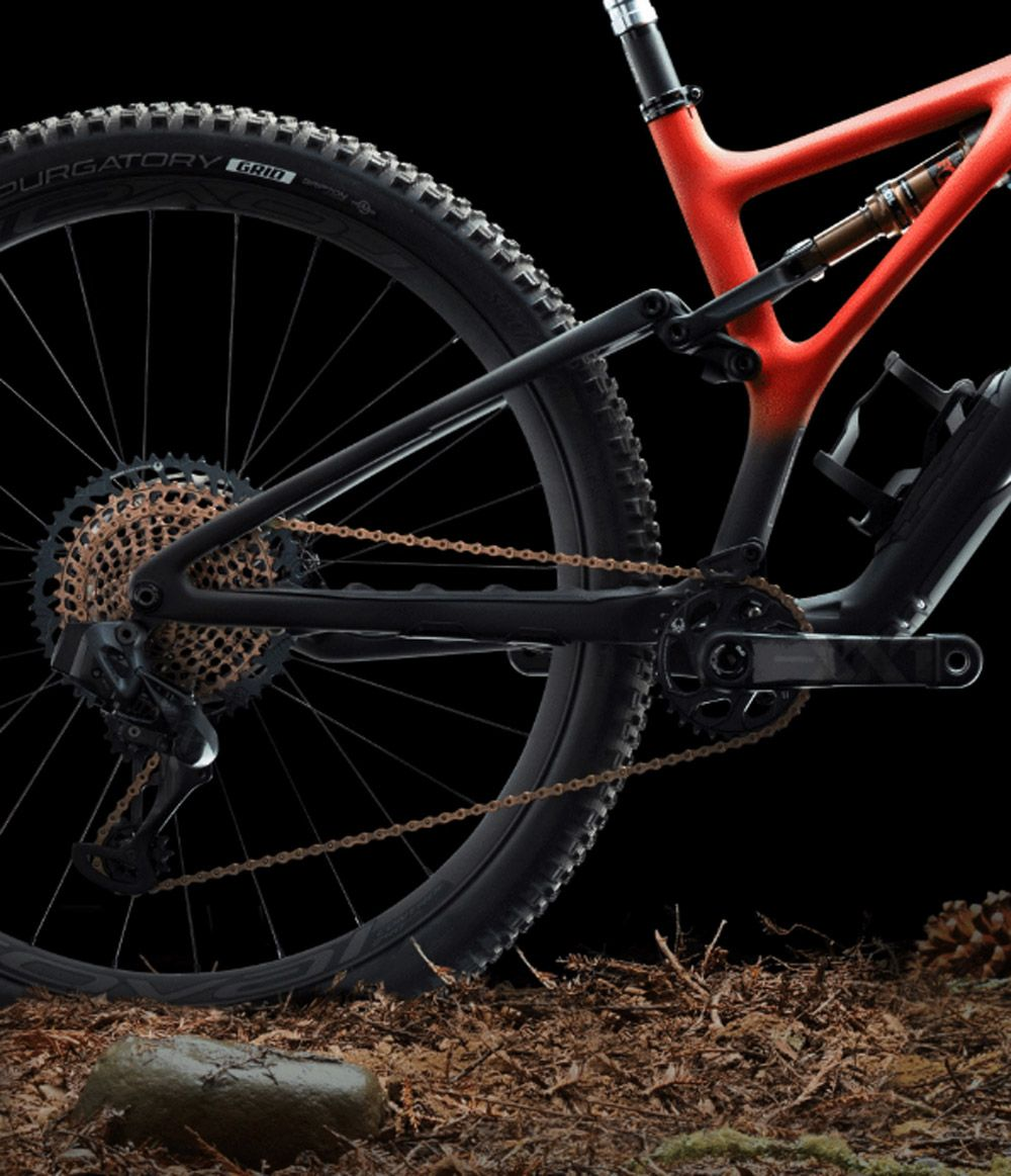Nueva Specialized Stumpjumper 2021 vainas