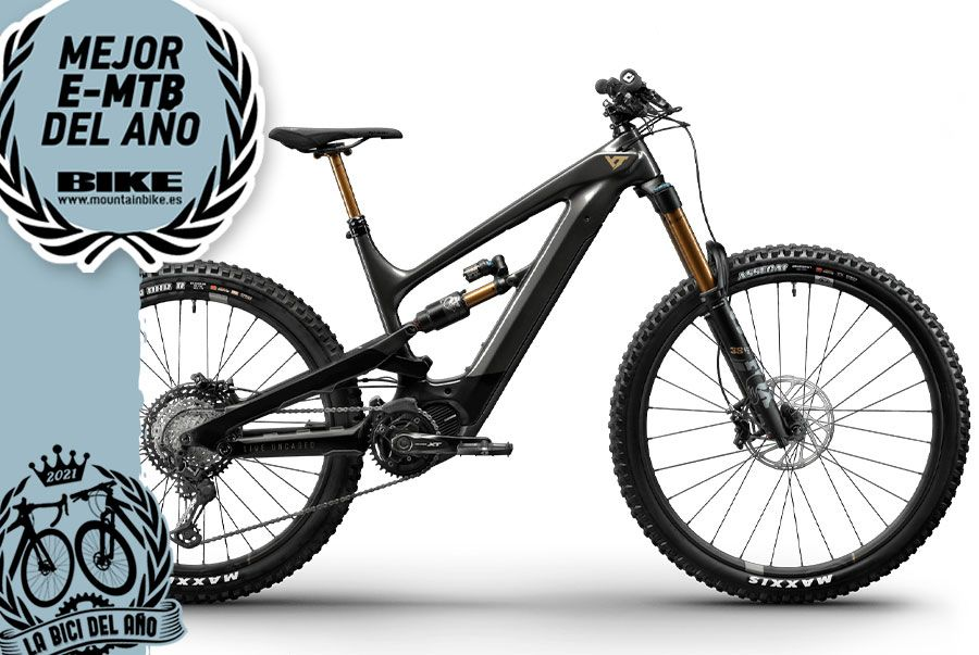 e MTB Año 2021 YT Decoy Elite