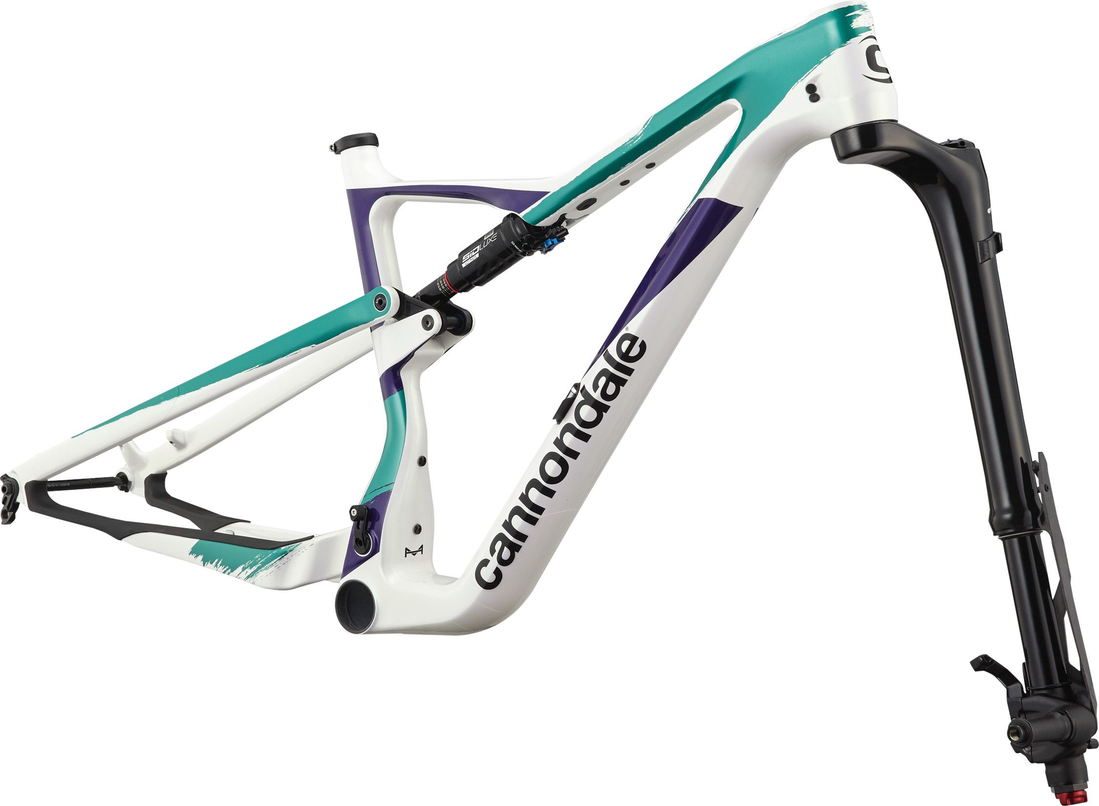 Kit de cuadro Cannondale Scalpel color IRD