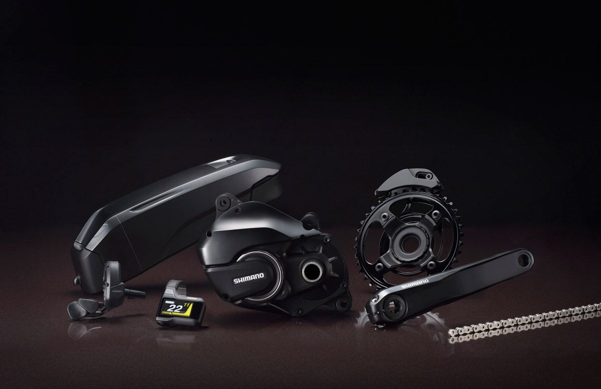 20 productos Shimano. 2014 STEPS (2)
