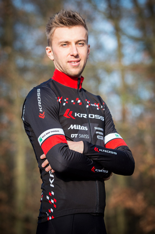 Ondřej Cink ficha por el Kross Racing Team