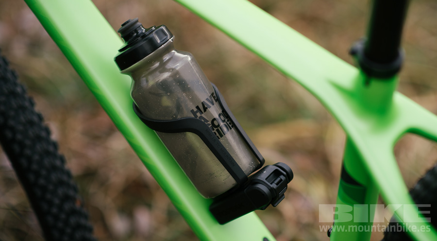 Multi portabidón: Topeak Ninja TC Mountain