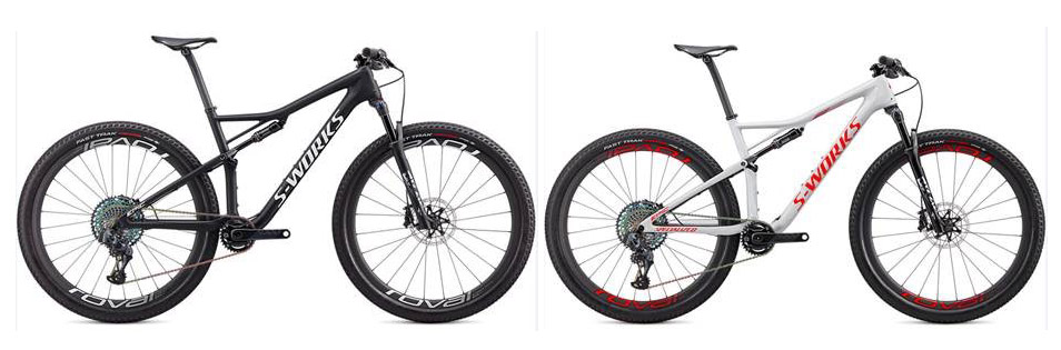 Nueva Specialized S-Works Epic con SRAM AXS