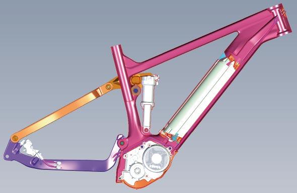 Así será la nueva Berria con motor Polini