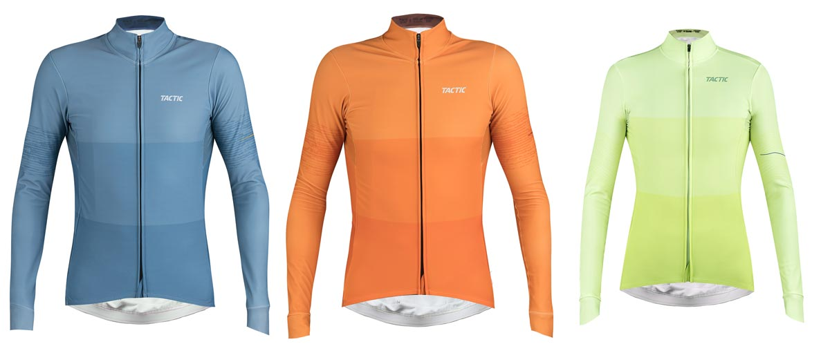 Maillot Tactic Hard Day: 3 nuevos colores