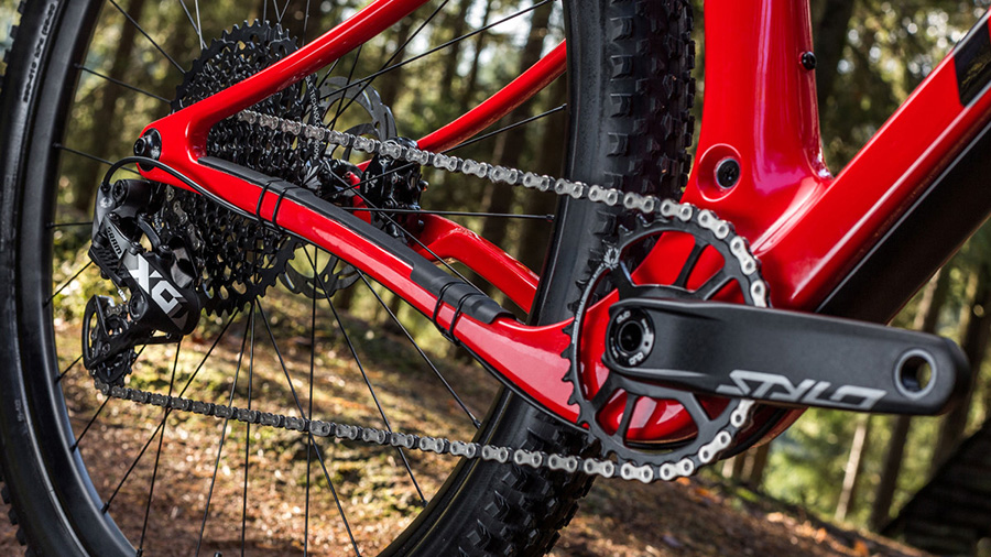 Bicis XC/XCM 2020: Ghost Lector SF